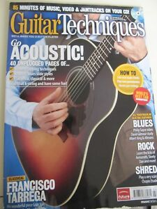 Guitar-Techniques-March-2012-with-cd-vgc