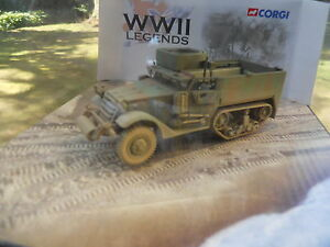 Corgi Militaire Ref Cc 60406 Demi Piste M3 Usmc 1943 Occasion