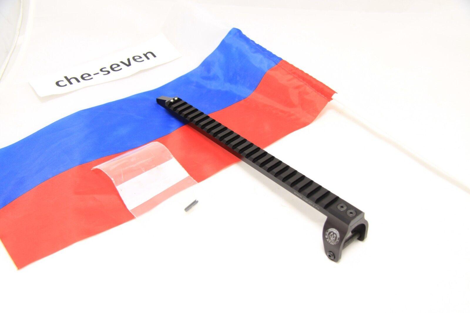 Nuevo Weaver Picatinny Mount ruso SKS  posoh