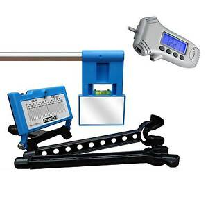 Trackace Laser Wheel Alignment System Tracking Gauges Toe ...