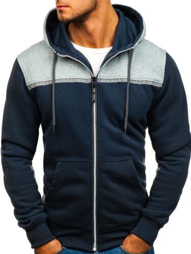 Sweatshirt Hoddie Pullover Sweater Pulli Sport Mens Mix BOLF 1A1 Graphic Print