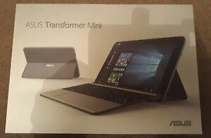 Asus-Transformer-Mini-T103HAF-10-1-034-Notebook-Grey-x5-Z8350-64GB-RAM-4GB-Sealed