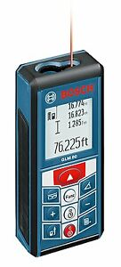 BOSCH GLM80 265 ft. Lithium-Ion Laser Distance Measure