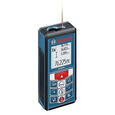 BOSCH GLM80 265 ft. Lithium-Ion Laser Distance Measure