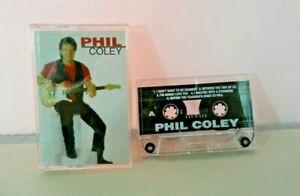 PHIL-COLEY-PHIL-COLEY-Audio-Cassette-Tape