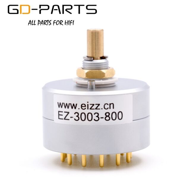1Pcs Rotary 4 Position 3 Speeds//Way Selector Switch/_vi