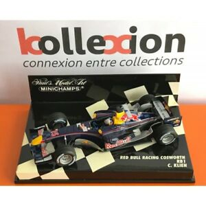 Minichamps 400050015 Cosworth Rb1 C.klein Red Bull Racing 1.43 Nb
