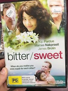Bitter-Sweet-ex-rental-region-4-DVD-2009-James-Brolin-movie-rare