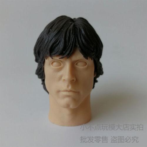1//6 scale Custom blank Head sculpt Luke unpainted