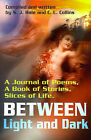 Between Light and Dark: A Journal of Poems, a Book of Stories, Slices of Life by S J Hale, C L Collins (Paperback / softback, 2001)