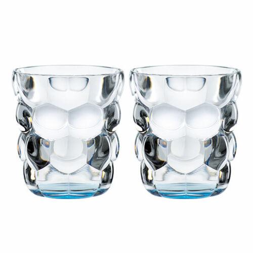 Nachtmann Bubbles Becher Set 2tlg Kristall Wassergläser Trinkgläser Saftgläser