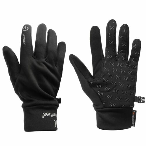 Extremities Unisex X Touch Gloves Walking Warm Print Silicone