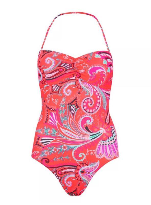 Da Donna M/&s NUOVO pezzo di sotto del bikini taglia 10 NUOVO