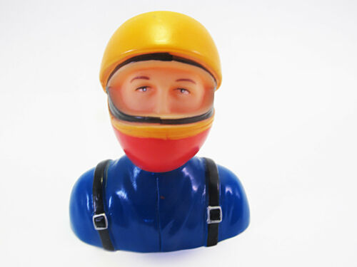 1//6 Scale Dummy Model Aircraft Pilot L66×W40×H69mm for RC Airplane Plane