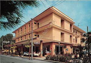 Cartolina-Postcard-Gatteo-Mare-Albergo-Angela-NVG