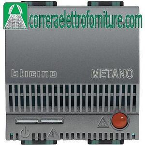 BTICINO-LIVING-L4511-12-RIVELATORE-METANO-12V