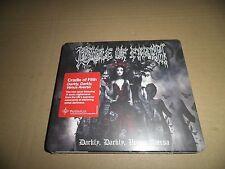 Cradle of Filth - Darkly, Darkly, Venus Aversa CD 2013 new