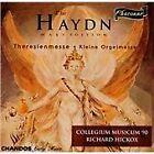 Franz Joseph Haydn - Joseph Hydn: Theresienmesse/Kleine Orgelmesse (1996)