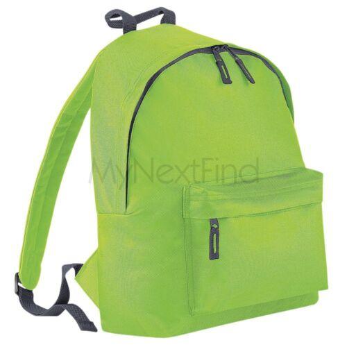 BagBase Junior Fashion Backpack Bag