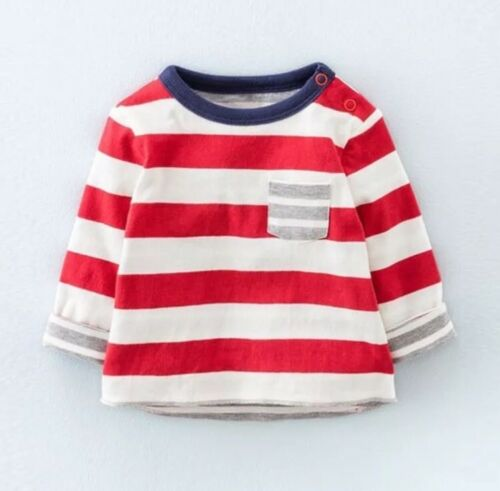 T-Shirts & Tops Baby Boden Boys Reversible  Jersey Tops TShirts 0-4Yrs