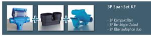 3p COMPACT Filtre économies avec duo siphon + zulauftopf art. - nr1000111 décalage 125 mm-afficher le titre d`origine 0mJ5WbFI-07184138-906758179