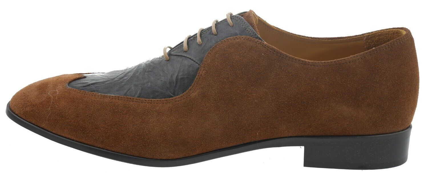 Hemsted & Sons 00211 Oxford Chaussures Business à Lacet Cuir Marron 179520
