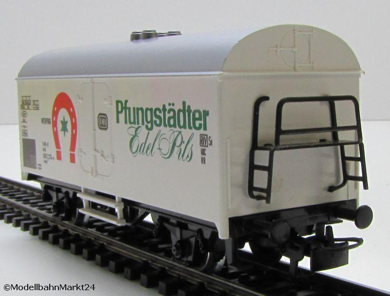 MÄRKLIN 4415 DB Kühlwagen Pfungstädter Edel-Pils Ep IV Spur H0 - OVP