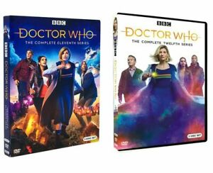 Doctor-Who-Complete-Season-11-amp-12-6-Disc-DVD-Brand-New
