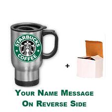 Personalised Starbucks Coffee Mug Printed With Any Name Ebay