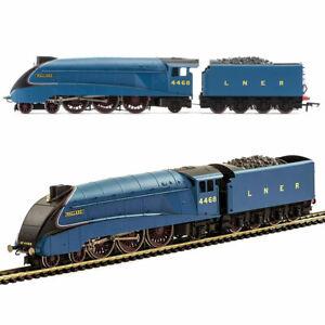 HORNBY-Loco-R3395TTS-LNER-4-6-2-039-Mallard-039-A4-Class-Sound-Railroad