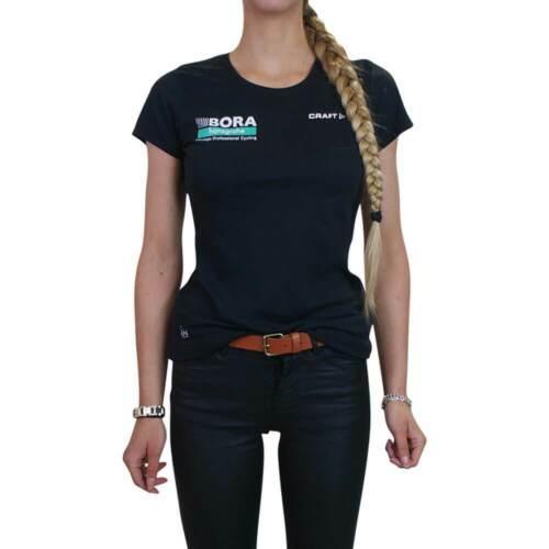Bora Hansgrohe Black Women/'s T-shirt