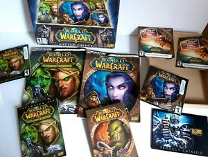 World-of-Warcraft-Battle-Chest-Disc-Manuals-and-Strategy-Guide-No-Disc-2-PC-Game