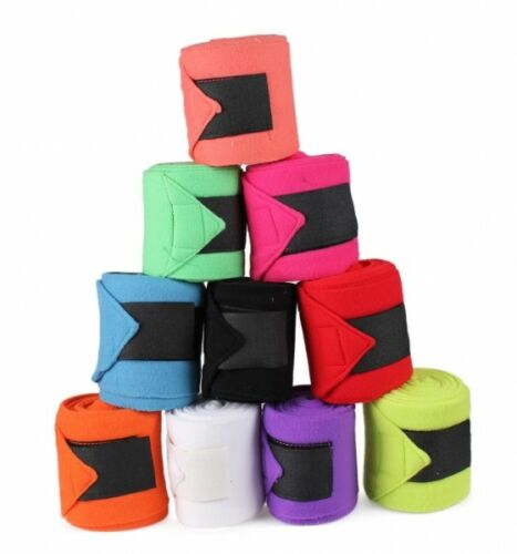 ARBO-INOX fleecebandagen Bandages 4 pièces QHP 7 Couleurs