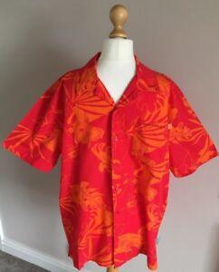 Rare-Rugby-Sevens-Hong-Kong-2005-Hawaiian-Shirt-Official-Merchandise-Size-Large