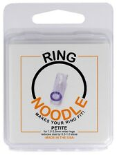 RING NOODLE - Ring Guard, Ring Size Reducer - 3 pack (PETITE - less reduction)