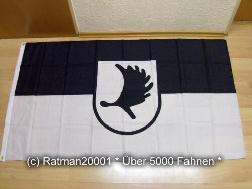 Fahnen Flagge Ostpreußen  Land 90 x 150 cm