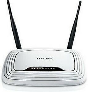 ROUTER-WIFI-ACCESS-POINT-LAN-2-MIMO-300Mbps-TP-LINK-TL-WR841N