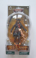 Disney Store Pirates of the Caribbean Cannibal Island Jack Sparrow Figure, New