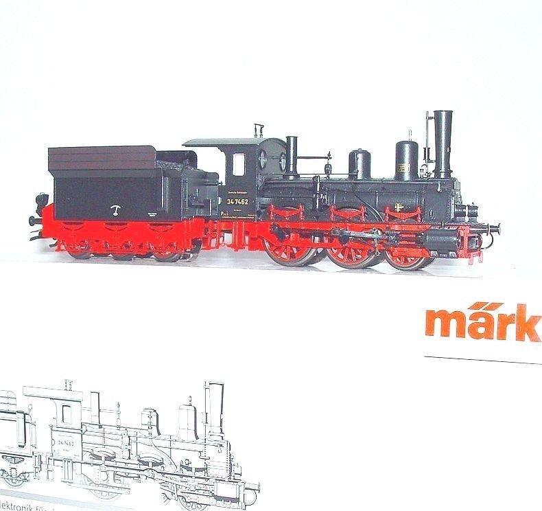 Marklin nach deutschen drg - ac - br-34 historische dampflok nmib selten