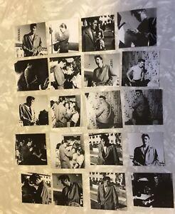 Elvis-Original-1956-Glossy-Photo-Set-RARE-Cranor-Book-Memphis