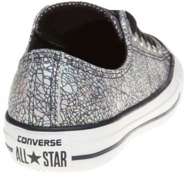 Converse all Star Cracked Leather Ox 551591C [Size 36] Women's Sneaker Chucks