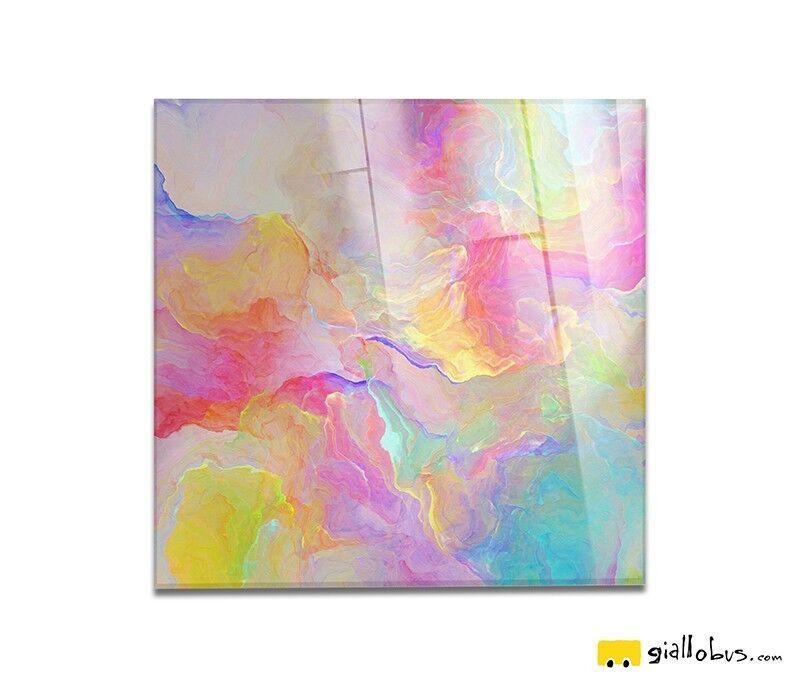 Vetro Acrilico – Water spectrum - Stampa fine art – Pronto da appendere