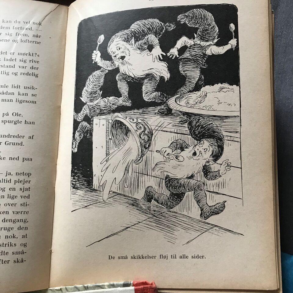 Julepynt, 4 børne-julebøger