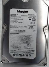 """Maxtor DiamondMax 21 500GB SATA II 3.5"""" Hard Drive STM3500630AS"""