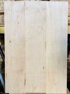 Basswood-Bass-Guitar-body-blank-kiln-dried-22-034-x-15-034-x-1-78-sanded-3-piece