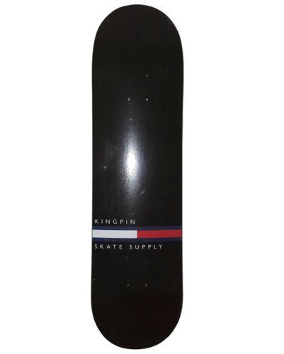 Kingpin Skate Supply Deck Eshays Black FREE GRIP