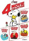 Peanuts 4 Movie Collection - DVD Region 1