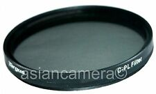 55mm CPL PL-CIR Filter For Sony A330 A380 75-300mm Lens Circular Polarizing 55 m