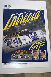 1991-FULL-COLOR-POSTER-CHEVY-BERETTA-INTREPID-GTP-IMSA-KENDALL-TAYLOR-CAMEL-GT