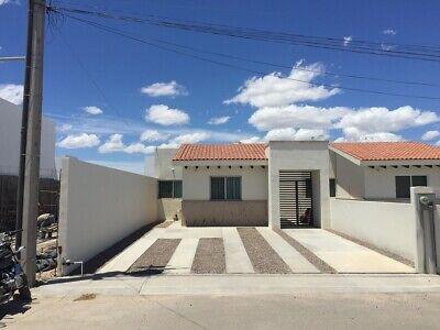 Casa En Renta Chametla (plazo mínimo un año).